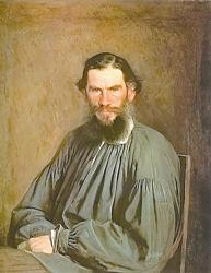 Портретная галерея Л Н Толстого доклад реферат сочинение  Иван Крамской Портрет Толстого 1873
