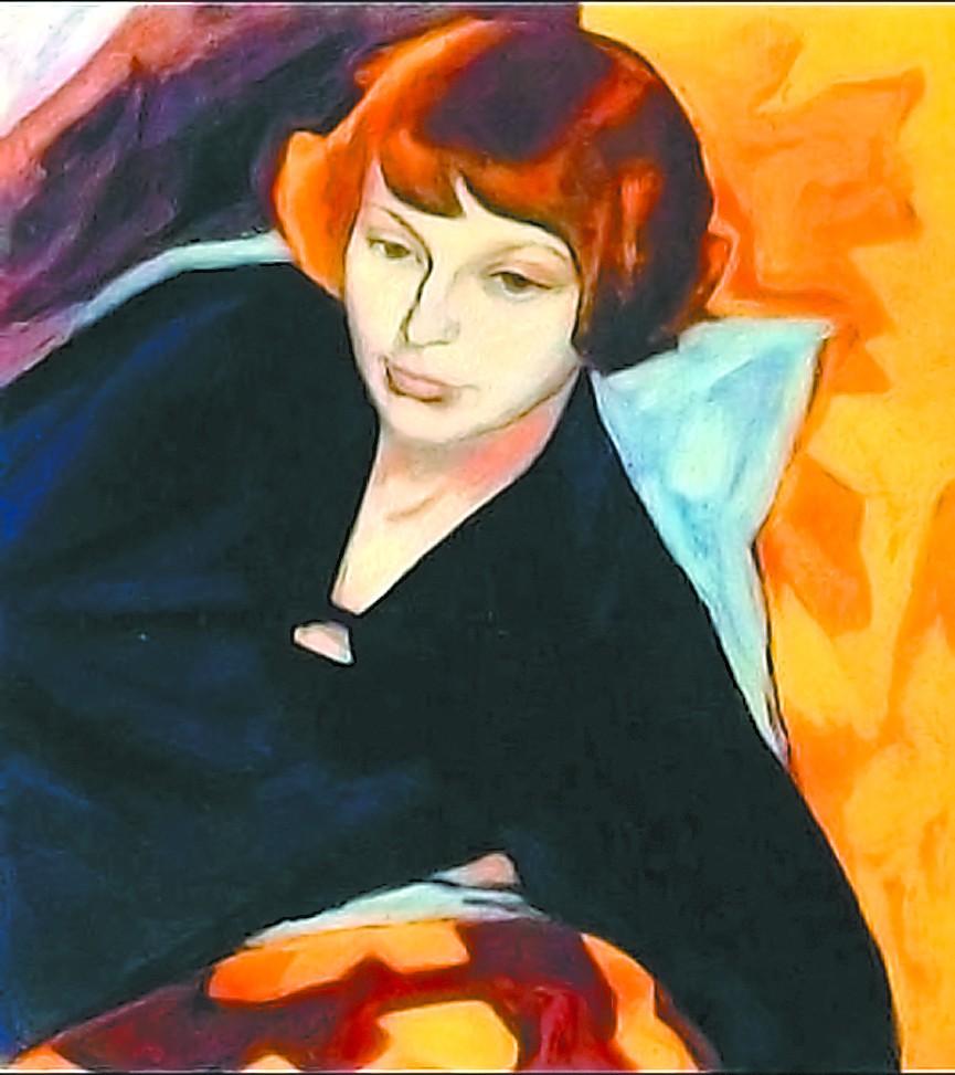 Марина Цветаева — cтихи - Серебряный век