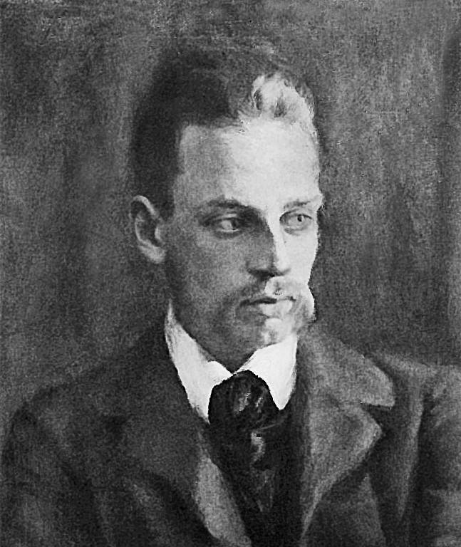 Райнер Мария Рильке - австрийский поэт, прозаик, драматург и эссеист, один из крупнейших представителей...