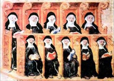 монашеский - в переводе означает: