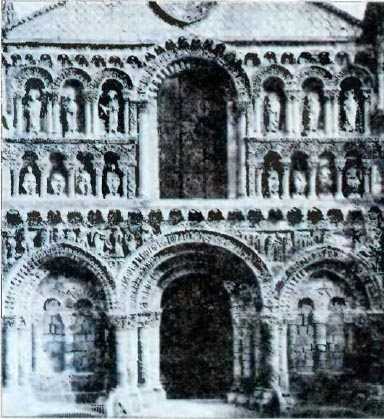 Архитектура средневековой европы реферат 5988